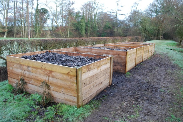 Multiple Compost Bin System | 45 DIY Compost Bins To Make For Your Homestead