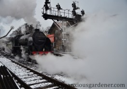North Yorkshire Moors Railway, Grosmont