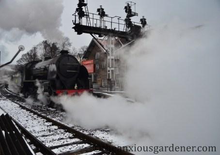 North Yorkshire Moors Railway, Grosmont