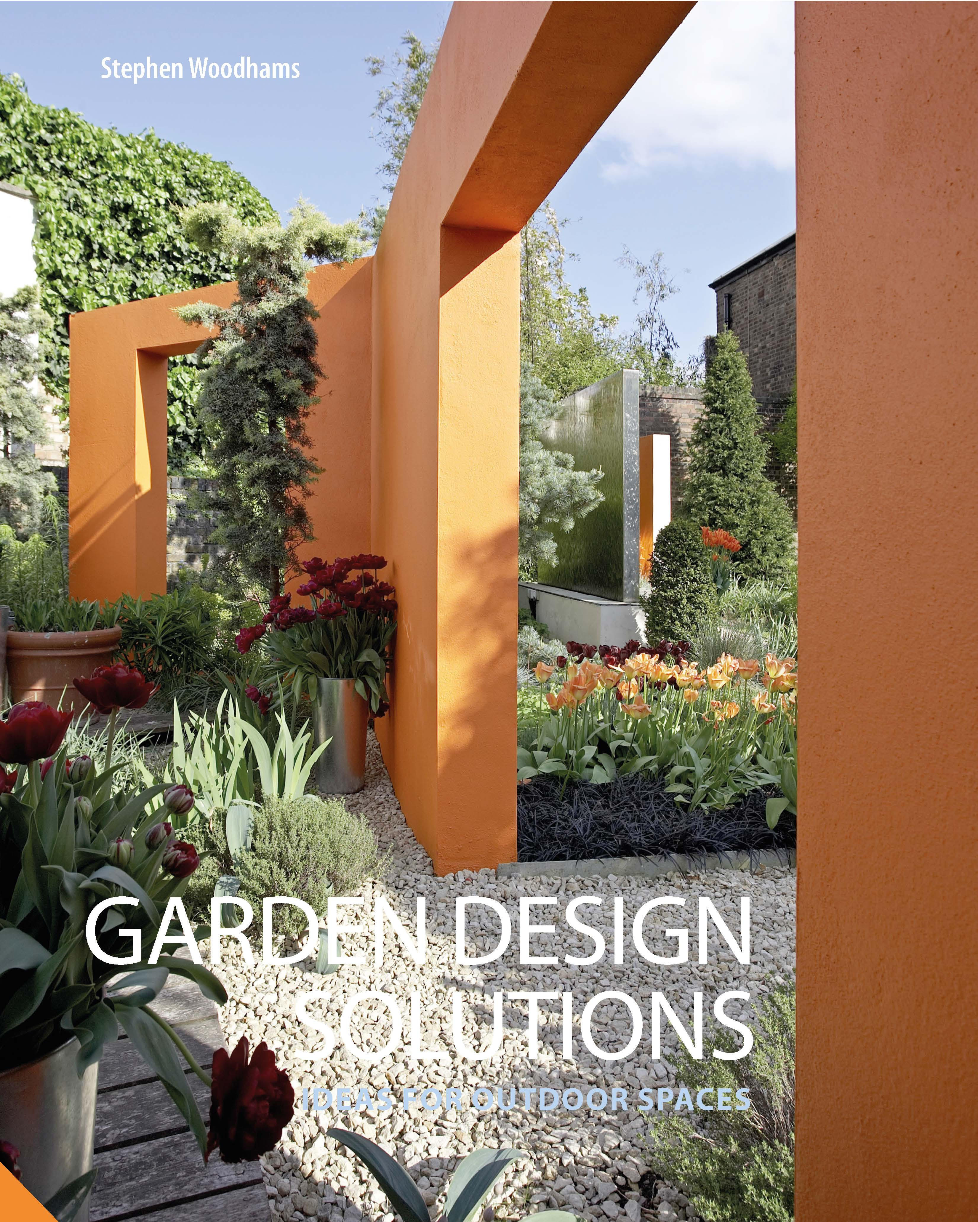win a copy of garden design solutions ideas for outdoor