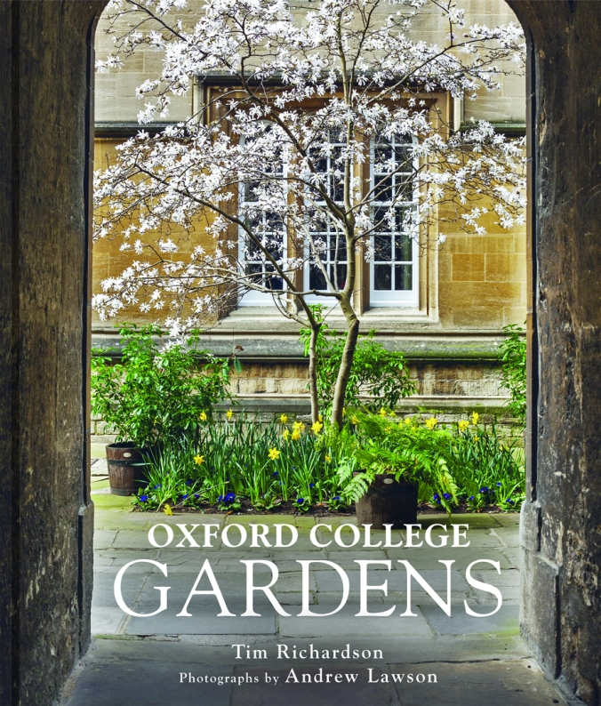 Oxford College Gardens (2)