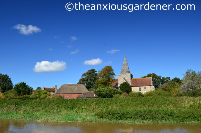 Alfriston Church and Clergy House