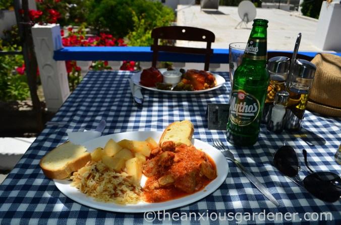 Agapitos Restaurant, Rhodes