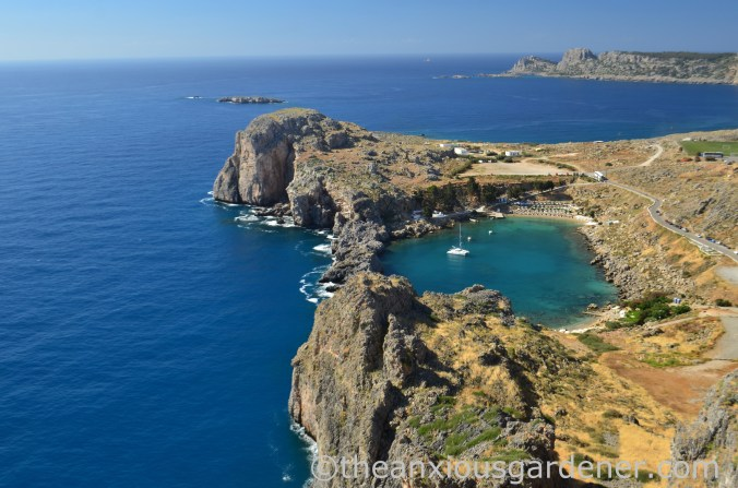 St Paul's Bay, Lindos (1)