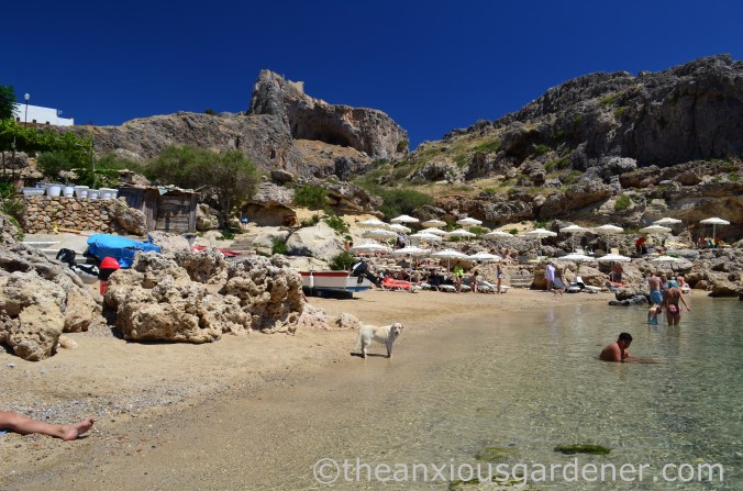 St Paul's Bay, Lindos (2)