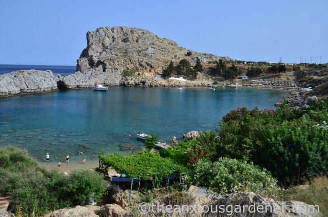 St Paul's Bay, Lindos (4)