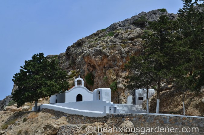 St Paul's Church, Lindos