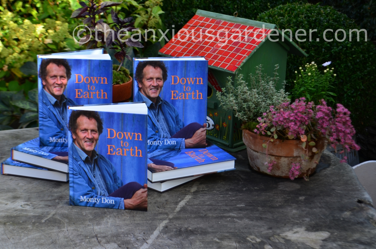 Win A Copy Of 'Down To Earth' By Monty Don