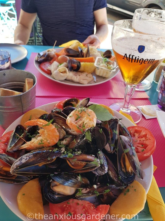 Seafood Marseille